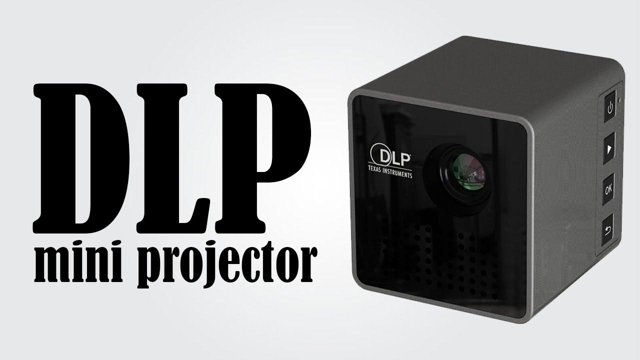 DLP P1 Mini Projecotor