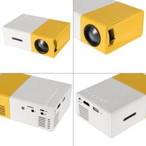 Excelvan G300 LCD Проектор (2)