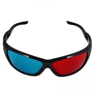 3D Очила Red and Blue (2)